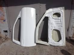 Пластиковые двери на Toyota Soarer JZZ30