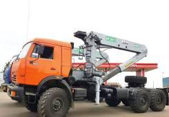 Камаз 44108. Тягач 44108 с кму иф-300 гр-ть 9 тонн 2012 год, 260 куб. см., 22 000 кг.