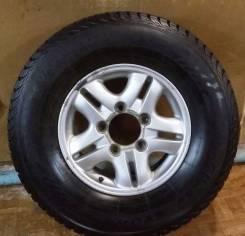 Продаю 4 колеса 275/70 R16, PCD:5x150 - зимняя шипованная резина. x16 5x150.00. Под заказ