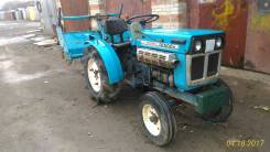 Mitsubishi. Продам мини трактор митсубиши 1500 без пробега 2вд