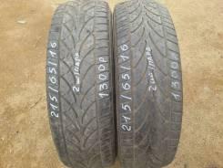 Bridgestone Dueler H/P. Летние, 2002 год, износ: 50%, 2 шт