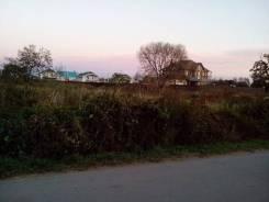 Продам земельный участок по ул. Ц. Кневичи в Артеме. Фото участка