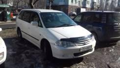 Honda Odyssey. передний, 2.3 (150 л.с.), бензин, 150 000 тыс. км