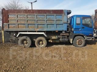 Isuzu Giga. Продам грузовик Isuzu GIGA 1996 г можно в разбор., 19 100 куб. см., 10 000 кг.