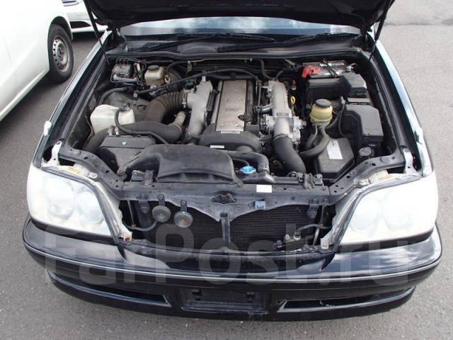 Бак топливный. Toyota: Mark II Wagon Blit, Origin, Crown, Progres, Brevis, Verossa Двигатели: 1JZFSE, 1JZGTE, 2JZGE, 1JZGE, 2JZFSE