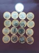1 реал олимпиада в бразилии 2016 год набор=17 монет