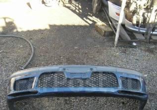 Накладка на бампер. Mazda Capella