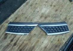 Решетка радиатора. Nissan Tiida, C11
