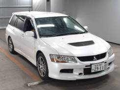 Mitsubishi Lancer Evolution Wagon. CT9W, 4G63T
