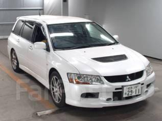 Mitsubishi Lancer Evolution Wagon. CT9W, 4G63T