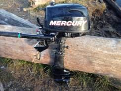 Mercury. 6,00л.с., 4х тактный, бензин, нога S (381 мм), Год: 2013 год