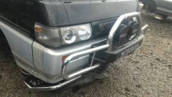 Габаритный огонь. Mitsubishi Delica Star Wagon, P24W, P35W, P25W Mitsubishi Delica, P25W, P35W Двигатель 4D56