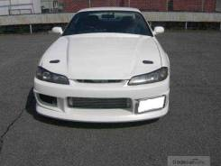 Nissan Silvia. механика, задний, 2.0, бензин, 100 000 тыс. км, б/п, нет птс. Под заказ