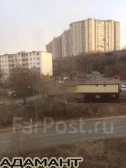 Гостинка, улица Чапаева 16. Вторая речка, проверенное агентство, 17 кв.м. Вид из окна днём