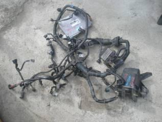 Проводка двс. Toyota Wish, ANE10 Двигатель 1AZFSE