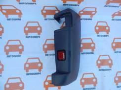 Накладка заднего бампера Peugeot Boxer, правая