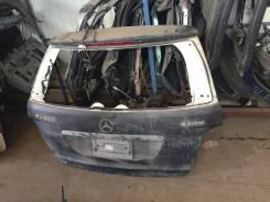 Дверь багажника. Mercedes-Benz M-Class, W164 Двигатели: M, 272, DE35