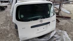 Дверь багажника. Toyota Probox, NCP51, NCP50, NCP52, NCP55, NCP59, NCP58, NCP50V, NLP51 Двигатели: 2NZFE, 1NDTV, 1NZFE, 1NZFNE