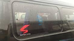 Стекло заднее. Mitsubishi Delica Star Wagon, P05W, P03W, P24W, P35W, P25W Mitsubishi Delica, P25W, P35W Двигатель 4D56