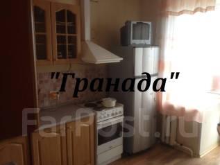 1-комнатная, улица Давыдова 42а. Вторая речка, агентство, 40 кв.м. Кухня