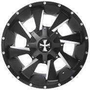 Off-Road-Wheels. 9.0x20, 5x139.70, 5x150.00, ET0, ЦО 110,0мм.