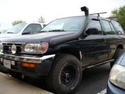 Шноркель. Nissan Terrano, RR50, LR50, R50, PR50, LVR50, TR50