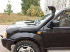 Шноркель. Nissan Navara Nissan Terrano II Nissan Pathfinder