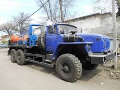 Урал 4320. Агрегат для депарафинизации скважин АДПМ 10/12/150 на базе Урал, 10 847 куб. см., 10 000 кг.