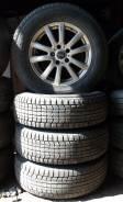 Dunlop Grandtrek SJ7. Всесезонные, 2009 год, износ: 40%, 4 шт