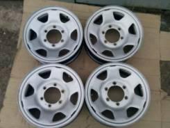 Штатные диски Тойота Хайс, Toyota Hi Ace, подойдут Караван, Атлас. 6.0x15, 6x139.70, ET25, ЦО 108,0мм.
