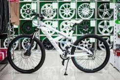 """Велосипед PRO TOUR T15B105 (белый/черный, 24 скорости, шины 26"""")"""