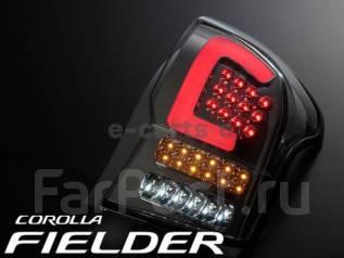 Стоп-сигнал. Toyota Corolla Fielder, NZE161G, NZE161, NZE164, NZE164G
