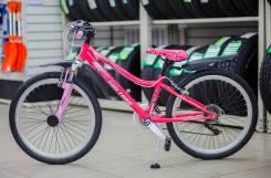 Велосипед PRO TOUR T15B902-24-B (для девушек, оборудование Shimano)