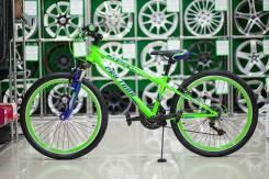 Велосипед PRO TOUR T15B903-24-B (21 скорость, алюминиевая рама)