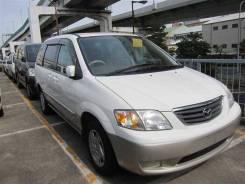 Mazda MPV. автомат, передний, 2.5, бензин, 55 700 тыс. км, б/п, нет птс. Под заказ