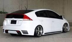 Обвес кузова аэродинамический. Honda Insight