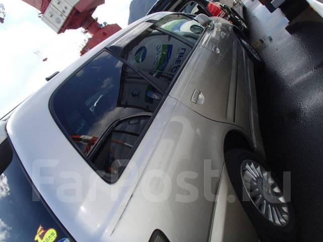 Nissan Bassara. JTU30, QR25