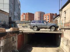 Гаражи капитальные. улица Монтажная 13, р-н Борисенко, 37 кв.м., электричество, подвал.