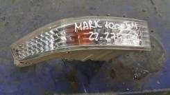 Повторитель поворота в бампер. Toyota Mark II, JZX100, GX100