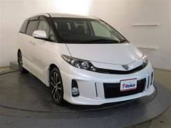 Toyota Estima. вариатор, передний, 2.4 (170 л.с.), бензин, б/п. Под заказ