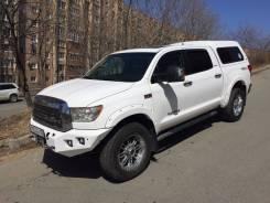 Toyota Tundra. автомат, 4wd, 5.7 (389 л.с.), бензин, 120 тыс. км