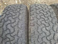 BFGoodrich All-Terrain T/A. Грязь AT, 2008 год, износ: 40%, 2 шт