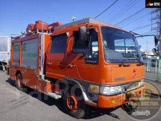 Hino Ranger. Мостовой с манипулятором, 8 000 куб. см., 4 500 кг. Под заказ
