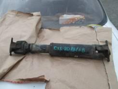 Карданный вал. Toyota Estima Lucida, CXR20 Двигатель 3CT