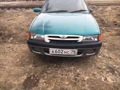 Mazda Capella. GVER, FE
