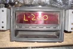 Дисплей. Mitsubishi L200, KB4T Двигатель 4D56
