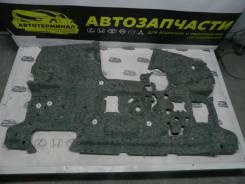 Шумоизоляция моторного щита со стороны салона Mitsubishi ASX GA3W 4B11