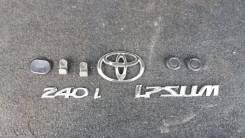 Эмблема. Toyota: Hilux Surf, Ipsum, Yaris, Echo, Picnic Verso, 4Runner, Mark II Wagon Blit, Platz, Avensis Verso Двигатели: 2TRFE, 5VZFE, 3RZFE, 1KDFT...