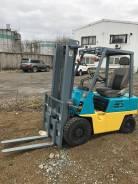 Komatsu. Продам вилочный погрузчик FG15L во Владивостоке, 2 065 куб. см., 800 кг.