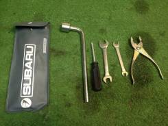 Набор инструментов Subaru Legacy Lancaster BHE B12 02г пр 25ткм. Subaru: Sambar, Forester, Impreza (GP WGN), Alcyone SVX, Stella Plug-in, Sambar Elect...